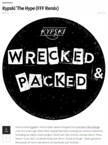 Wrecked & Packed Remixes