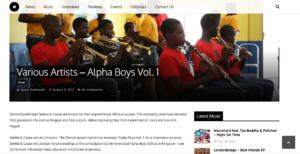 VA – Alpha Boys Vol. I