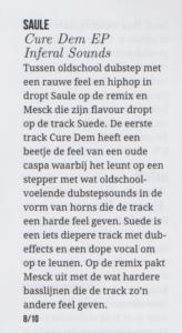 Saule – Cure Dem EP